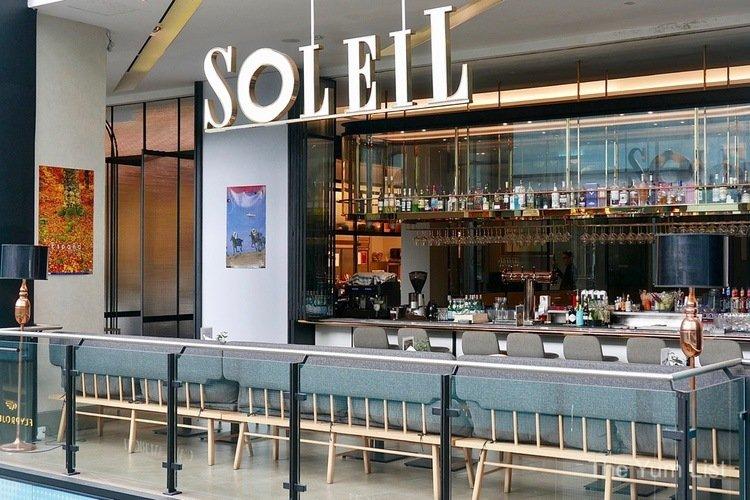 Soleil DC Mall, Spanish Sunday Brunch