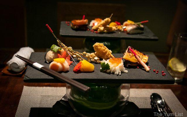 Grilled Harvest Fish Saikyo Miso