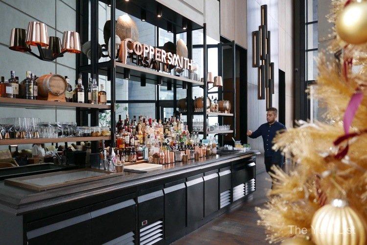 Coppersmith Bar, Troika