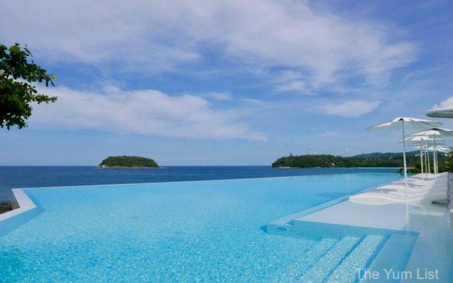 More of the Dreamy Pool at Kata Rocks Phuket