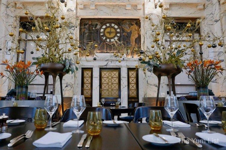 The Bank Brasserie & Bar, Park Hyatt Vienna